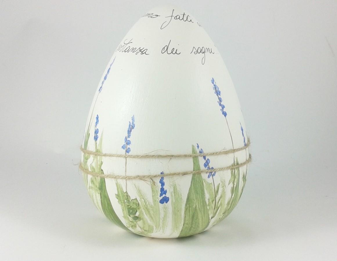 uovo-decorato lavanda-gr